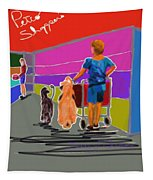 Petco Shoppers Tapestry