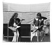 Day On The Green 6-6-76 #2 Tapestry