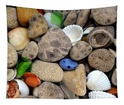Petoskey Stones Lll Tapestry