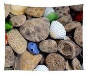 Petoskey Stones V Tapestry