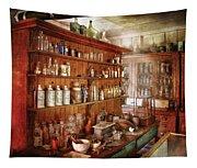 Pharmacist - Behind The Scenes  Tapestry