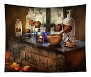 Pharmacist - Medicinal Equipment  Tapestry