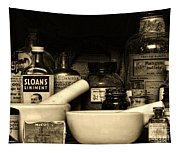 Pharmacy - Cod Liver Oil And More Tapestry