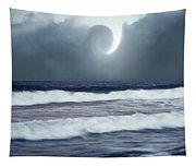 Phenomenon Above The Sea Tapestry