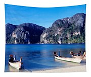 Phi Phi Islands Thailand Tapestry