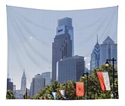 Philadelphia - City On The Rise Tapestry