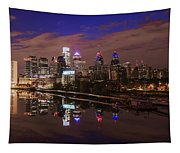 Philadelphia - Reflections On The Schuylkill River Tapestry