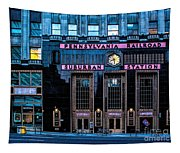 Philadelphia Suburban Station Tapestry
