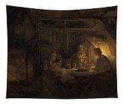 Philemon And Baucis Tapestry