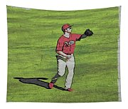 Phillies Catch Tapestry