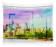 Philly Colours Tapestry
