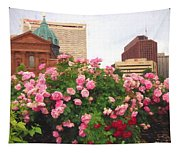 Philly Roses Tapestry
