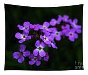Phlox Blossoms Tapestry