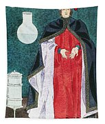 Physician, 16th Century Tapestry