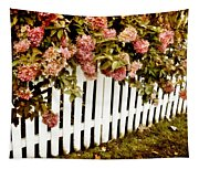 Picket Fence Tapestry