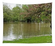 Picnic Area Tapestry