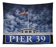 Pier 39 Tapestry