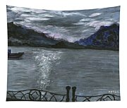 Pier View Tapestry