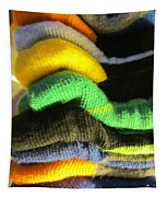 Piled Up Tapestry