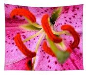 Pink Aroma  Tapestry
