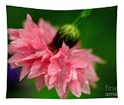 Pink Carnation Tapestry