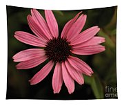 Pink Daisy Tapestry