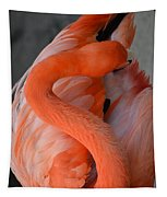Pink Flamingo Tapestry