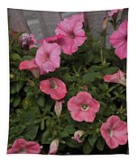 Pink Gathering Tapestry