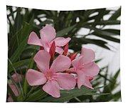 Pink Oleander 4 Tapestry