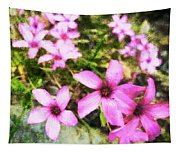 Pink Propellers  Tapestry