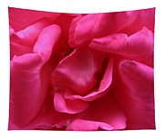 Pink Rose 01 Tapestry