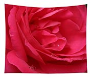 Pink Rose 03 Tapestry