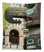 Pioneer Square Seattle Tapestry