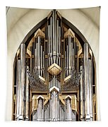 Pipe Organ Tapestry