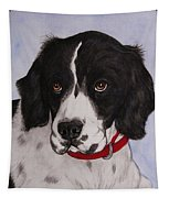 Pippy The Springer Spaniel Tapestry