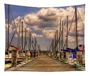 Pirate's Cove Tapestry