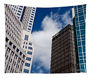 Pittsburgh Skyscrapers Tapestry