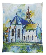 Place Of Silence Tapestry