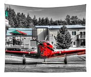 Flying To Lunch In Pacific Northwest Washington  Tapestry