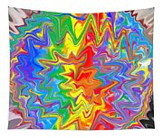 Planet Funk 3 Tapestry