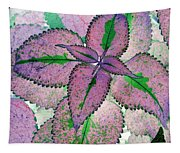 Plant Pattern - Photopower 1211 Tapestry