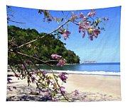 Playa Espadillia Sur Manuel Antonio National Park Costa Rica Tapestry