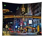 Playhouse Square Tapestry