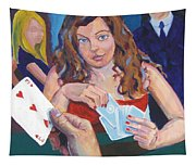 Playing Cards Tapestry