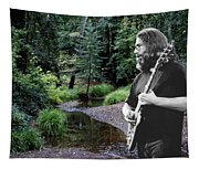Playing For The Creek 2 Tapestry