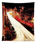 Plaza Christmas - Kansas City Tapestry