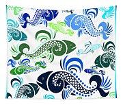 Plenty Of Fish In The Sea 4 Tapestry