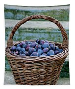 Plums In A Basket, Southern Bohemia Tapestry