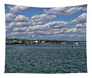 Plymouth Harbor Tapestry