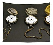 Pocket Watches Tapestry